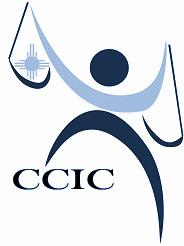 Blue CCIC logo